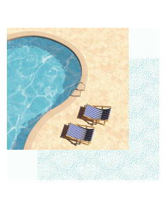 Kaisercraft Summer Splash -...