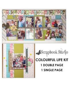 Scrapbook Studio Colourful...