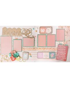 Scrapbook Studio Baby Girl...