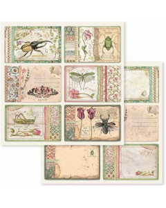 Stamperia Paper - Insects &...