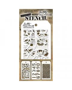 Tim Holtz Mini Stencil Set...
