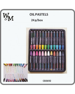 W&M Soundy Oil Pastel Kit...