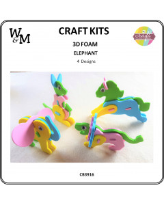 W&M Craft Kits Buildable...