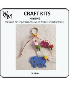 W&M Craft Kit Eelephant...