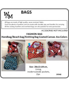 W&M Fashion Knitting Bag