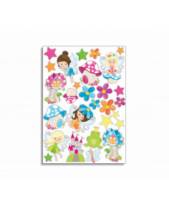 Scrapbook Studio Fairy A4...