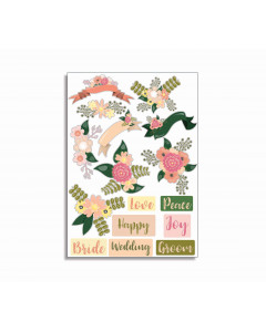 Scrapbook Studio Wedding A4...