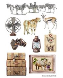 FabScraps Sticker Sheet -...