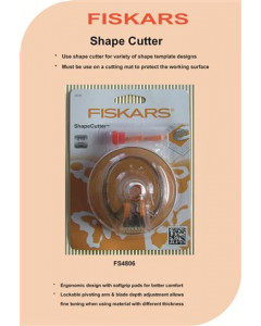 Fiskars Shape Cutter 210g