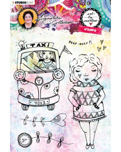Studio Light Stamp - Taxi