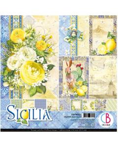 Ciao Bella Sicilia 12 x 12...