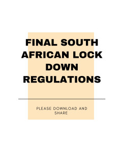 Final South African Lock...