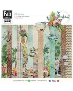 FabScraps Wanderlust 12 x...