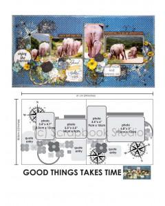 Good things take Time FREE...